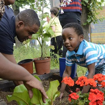 Father Nature gets busy with award winning school projects