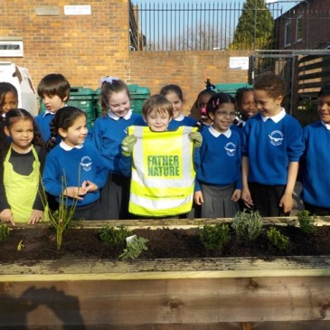 Loughborough School Kids Saving Lives and the Planet