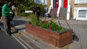 Bellefield Road, Brixton
